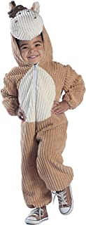 Princess Paradise Baby's Deluxe Corduroy Horse Costume, Small