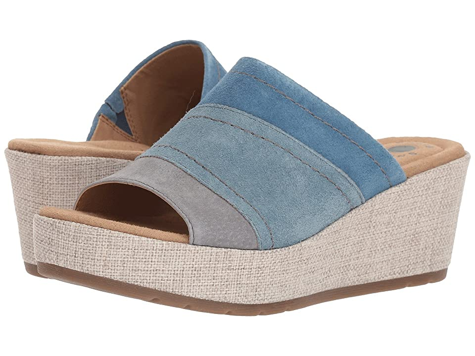 Earth Origins Myra (Grey Multi Suede) Women