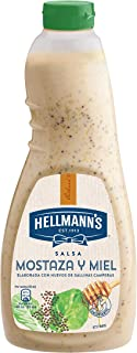comprar comparacion Hellmann's - Salsa mostaza y miel - 1 l