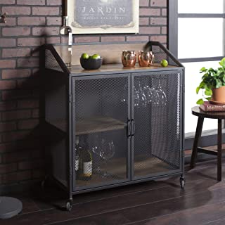 WE Furniture Bar Cabinet, 33