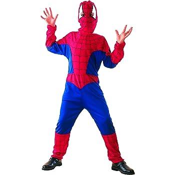 Vegaoo - Disfraz Hombre araña niño - M 7-9 años (120-130 cm ...