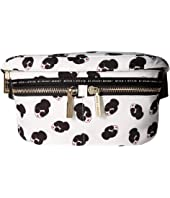 Alice + Olivia - Gracie Staceface Nylon Belt Bag