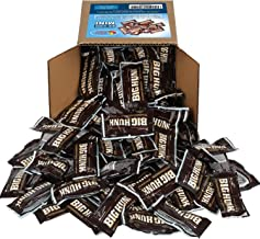 Big Hunk Candy Bars - Annabelle Candy - Mini Nougat Taffy Bar - Approx 120 Bars - Black Candy - Bulk Party Box 6x6x6 Famil...