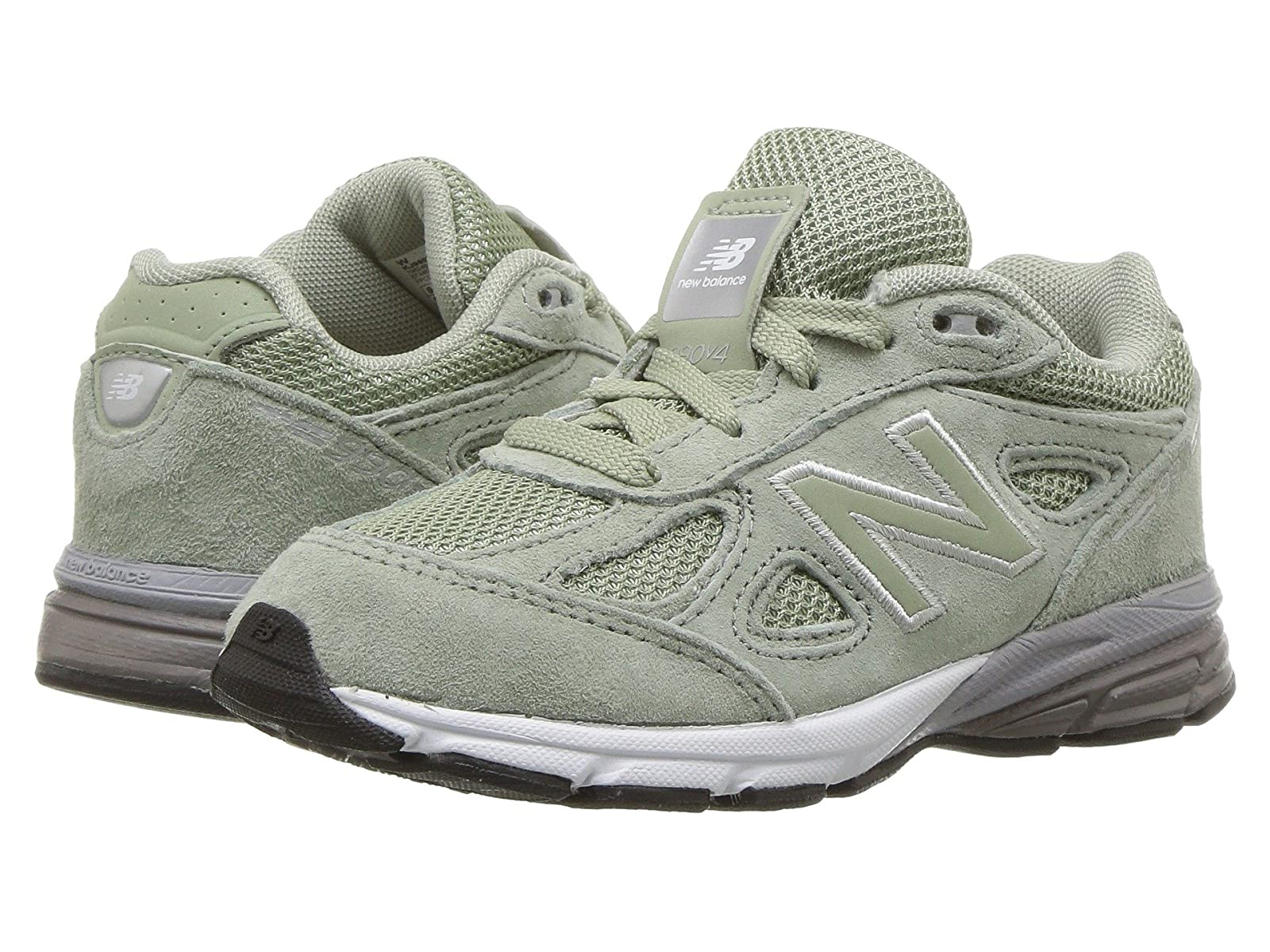 New Balance Kids KJ990v4I (Infant/Toddler)Atmospheric grades have affordable shoes