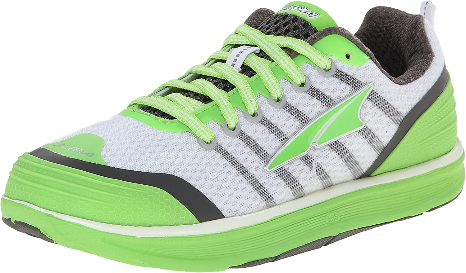 Altra Women's Intuition 2 Running shoes,White Green,6.5 M US