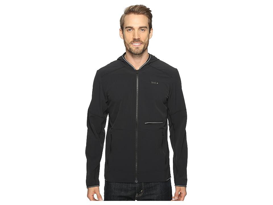 Mountain Hardwear Speedstone Hooded Jacket (Black) Men