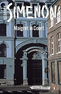 Maigret in Court: Inspector Maigret #55