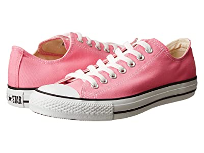 Converse Chuck Taylor(r) All Star(r) Core Ox (Pink) Classic Shoes