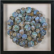 Imax 75053 Spheroid Art in Shadowbox, Multi/Color