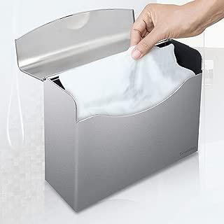 countertop hand towel dispenser