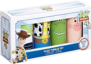 Funko Toy Story - Tumbler Set - Buzz, Woody, Rex & Hamm - UT-TS06193