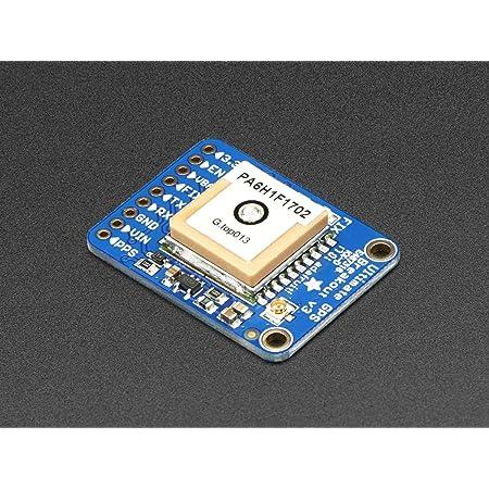 AdaFruit 746 66channels Azul - Módulo Receptor GPS (145 dBmW, 66 Channels, MTK 3339, 34 s, 34 s, 3 m)