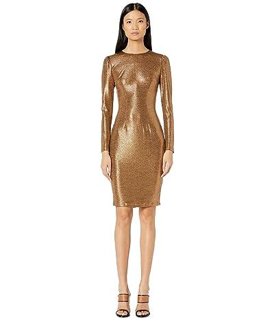 ZAC Zac Posen Alexia Dress (Copper) Women