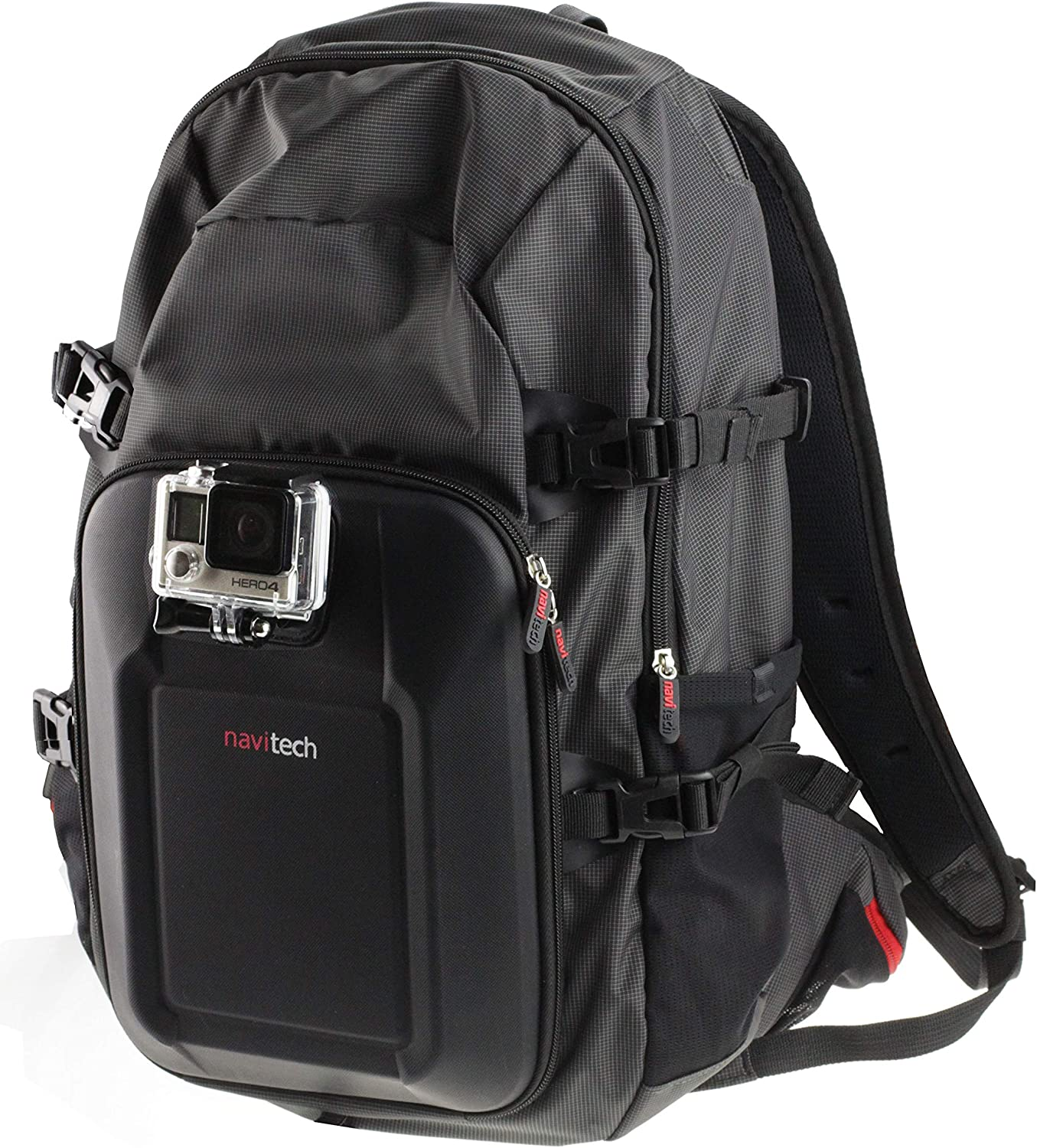 Navitech Action Camera Backpack 2021new shipping free shipping Blue Integra Case Sale price Storage with