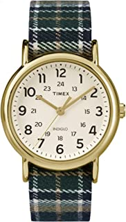 Timex Unisex TW2P89500 Weekender Analog Display Quartz Blue Watch