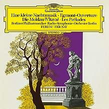 Mozart: Serenade 'Eine kleine Nachtmusik'; Beethoven: Music To Goethe