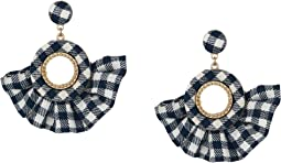 Isa Fan Earrings