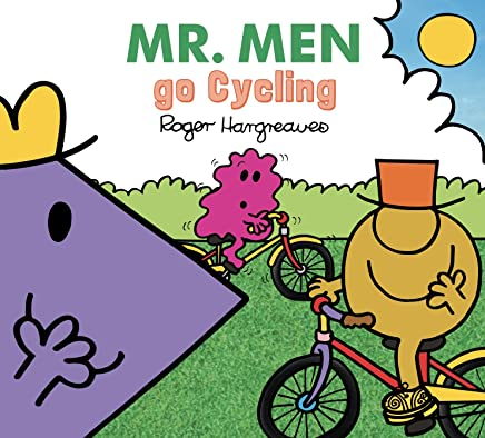 Mr. Men Go Cycling (Mr. Men & Little Miss Every Day Series) (English Edition)
