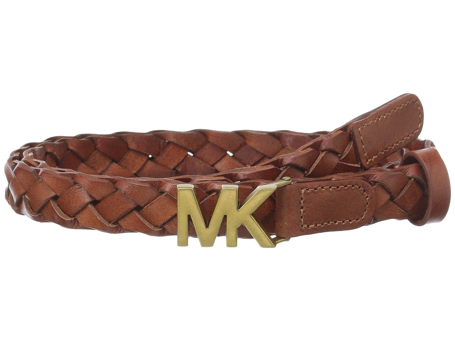 Correa o Cinturon para Mujer MICHAEL Michael Kors 20mm Veg Braid  + Michael Kors en VeoyCompro.net