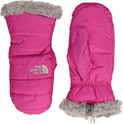 The North Face Kids - Reversible Mossbud Swirl Mitt (Big Kids)