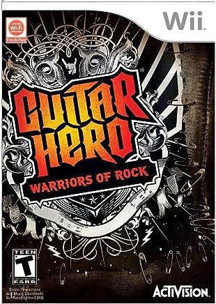 $36 Get Guitar Hero: Warriors of Rock Stand-Alone Software - Nintendo Wii
