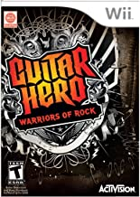 Guitar Hero: Warriors of Rock Stand-Alone Software - Nintendo Wii