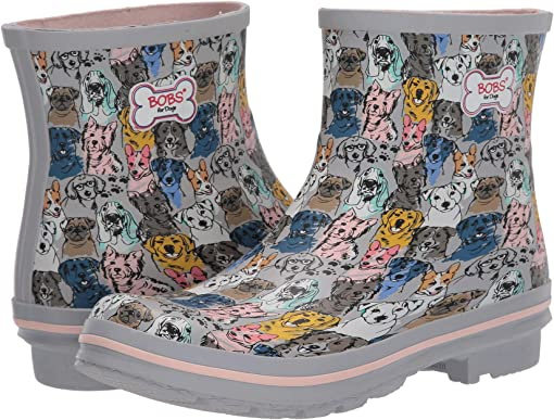 skechers rubber boots