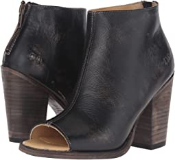 Black Handwash Leather