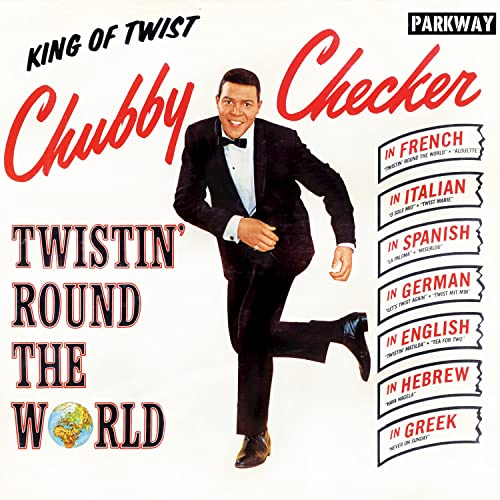 Recommend chubby checker lets twist begin something
