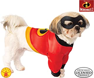 Rubie's Disney: Incredibles 2 Pet Costume Shirt and Mask