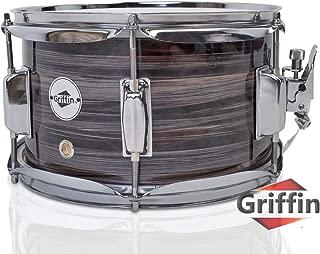Popcorn Snare Drum by Griffin   Firecracker 10