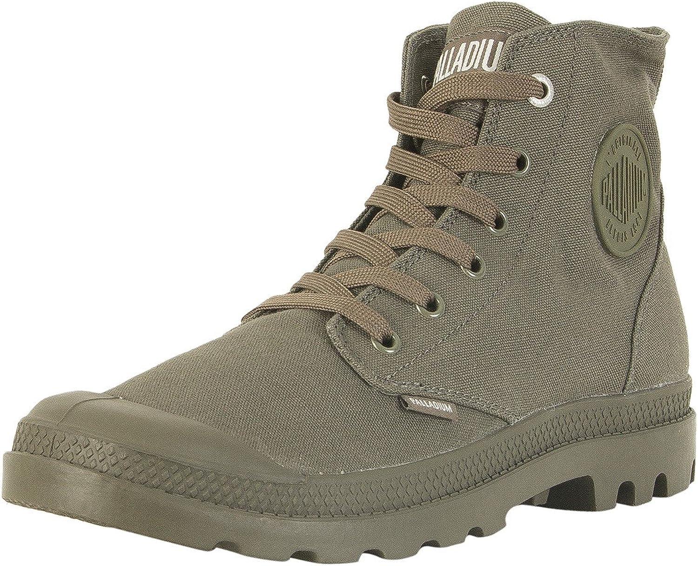 Palladium Men's Pampa Hi Mono Boots, Green
