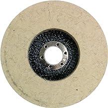 125 mm glans-polijstschijf polijstschijf volledige wiel vlies