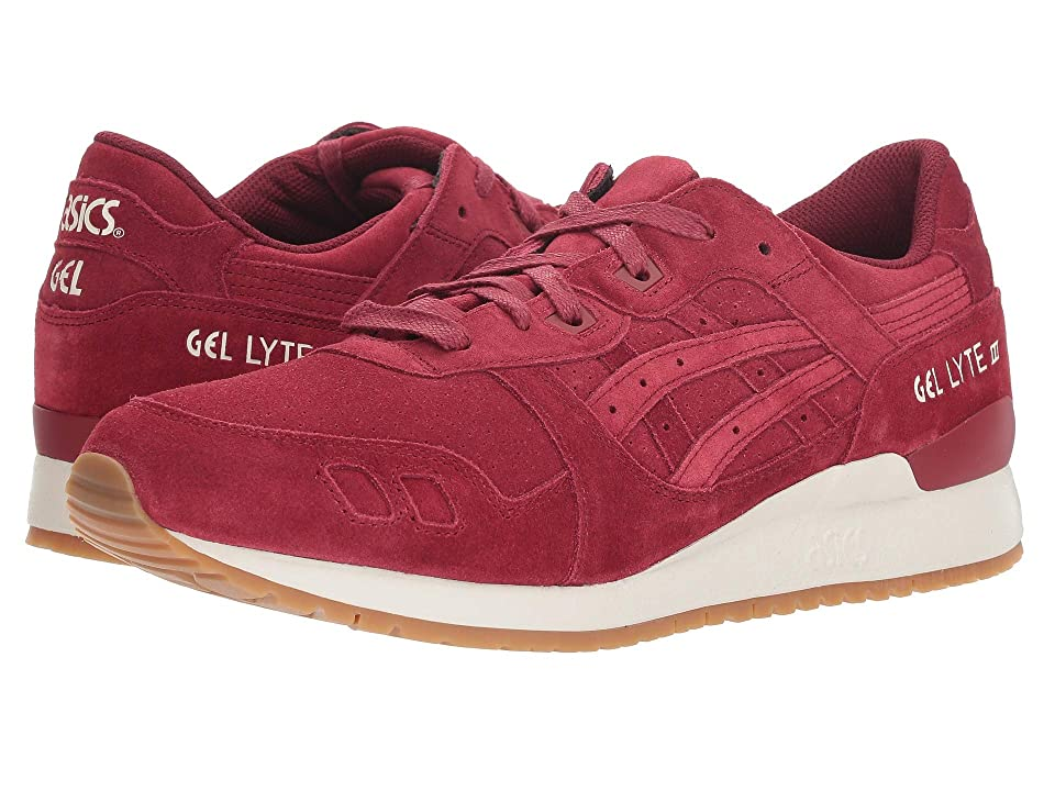 Onitsuka Tiger by Asics Gel-Lyte III (Burgundy/Burgundy) Men