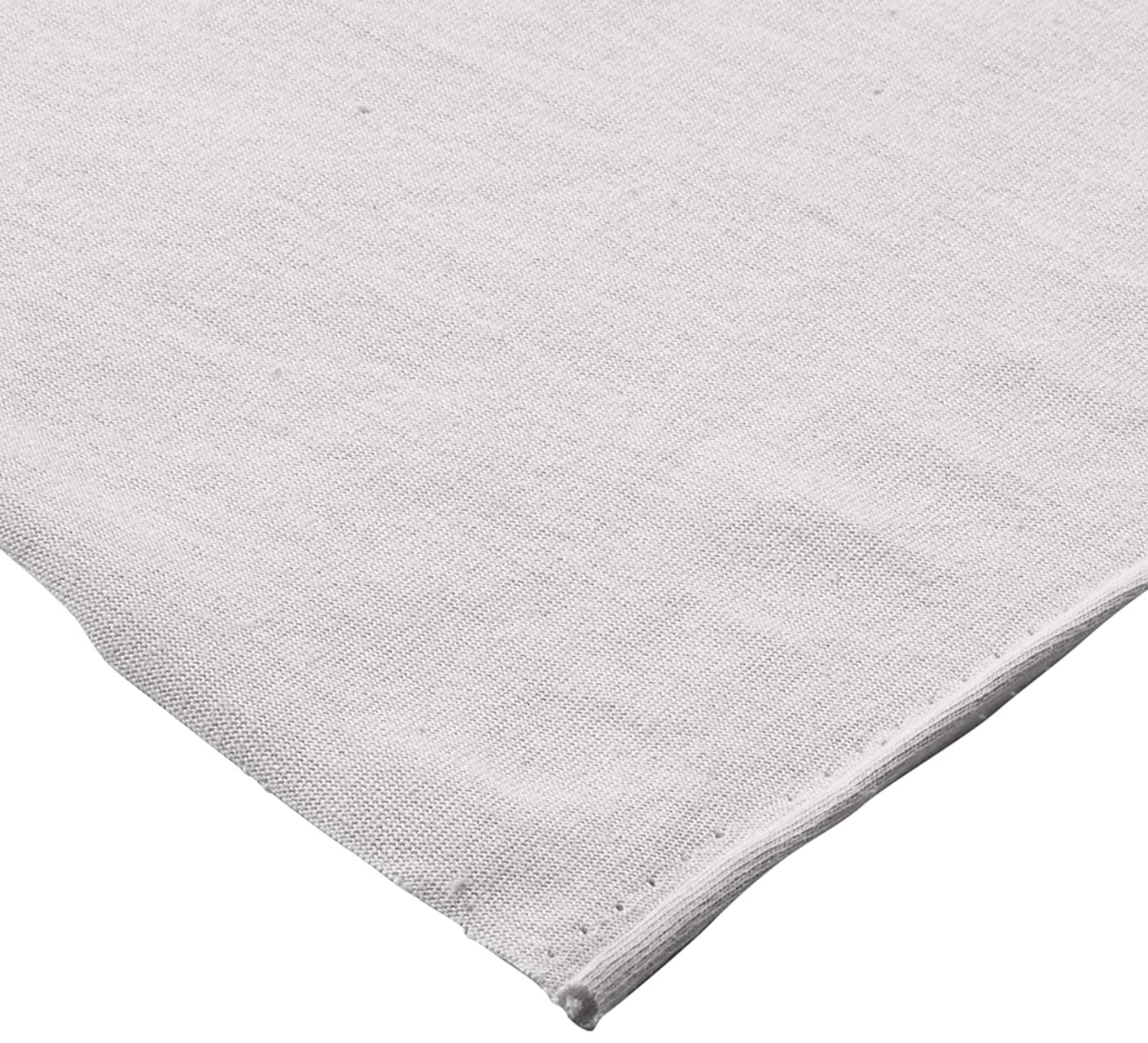 SheetWorld Solid White Jersey Knit Fabric - By The Yard, 36 x 60