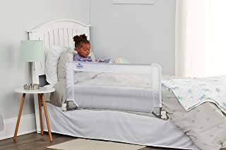 Regalo Swing Down Bed Rail Guard with Anchor Safety System - Pack of 1