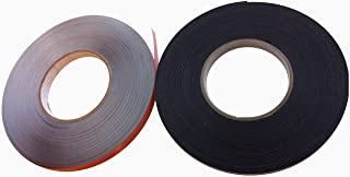 Direct Products Magnetic Tape & Steel Tape Secondary Glazing - 5M Kit For White Window Frames