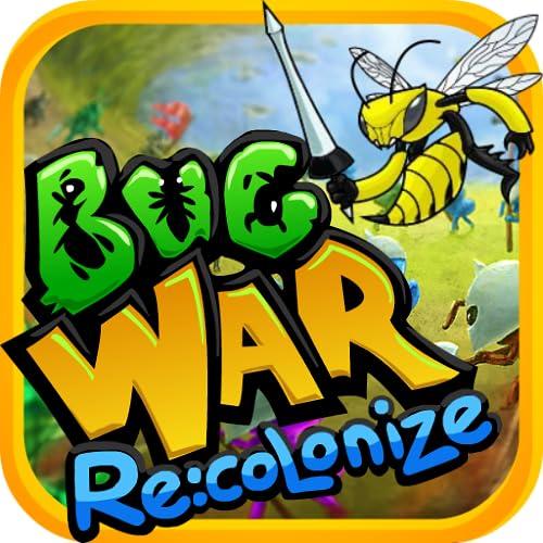 Bug War Recolonization