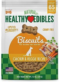 Nylabones Healthy Edibles Biscuits Chicken