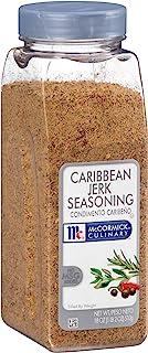 McCormick Culinary Caribbean Jerk Seasoning, Dry Jerk Seasoning, 18 oz