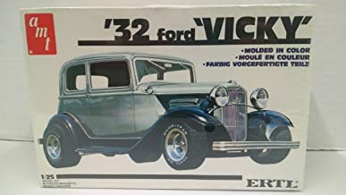 AMT 6573 1932 Ford Vicky 1:25 Scale Plastic Model Kit - Requires Assembly