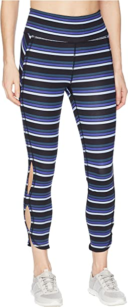 Striped Infinity Leggings