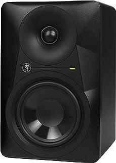 Mackie Studio Monitor, Professional Performance Superior Mix Translation with Logarithmic Waveguide design - Black 5-inch...