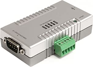 StarTech.com USB to Serial Adapter - 2 Port - RS232 RS422 RS485 - COM Port Retention - FTDI USB to Serial Adapter - USB Serial (ICUSB2324852)