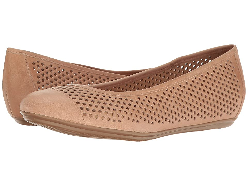 Naturalizer Becca (Ginger Snap Worn Leather) Women