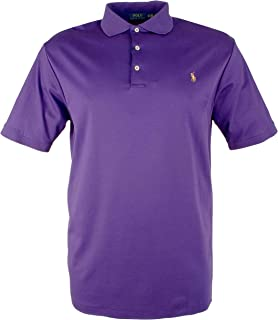 POLO RALPH LAUREN Men's Big & Tall Classic Fit Cotton Soft Polo Shirt