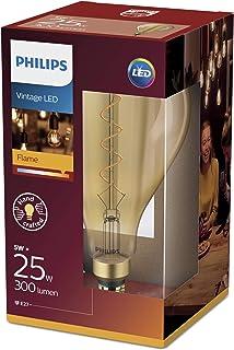 Philips Bombilla Decorativa LED E27, 5 W