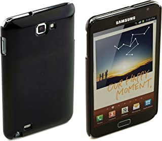 Samsung Licensed Hard Clip-On Case Cover for Galaxy Note by Anymode - Black