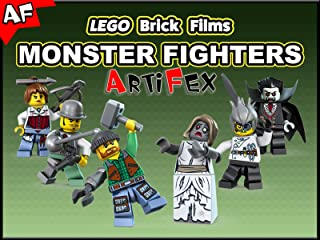 Clip: Lego Brick Films Monster Fighters - Artifex