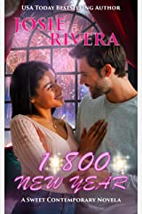 1-800-NEW YEAR: A Sweet Contemporary Holiday Romance (Flipping For You Book 5) Kindle Edition